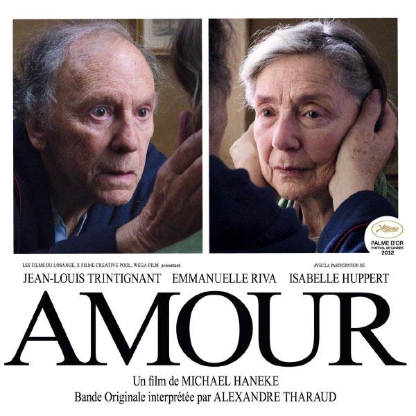 Reseña película Amour Michael Haneke psicólogos Madrid Aesthesis