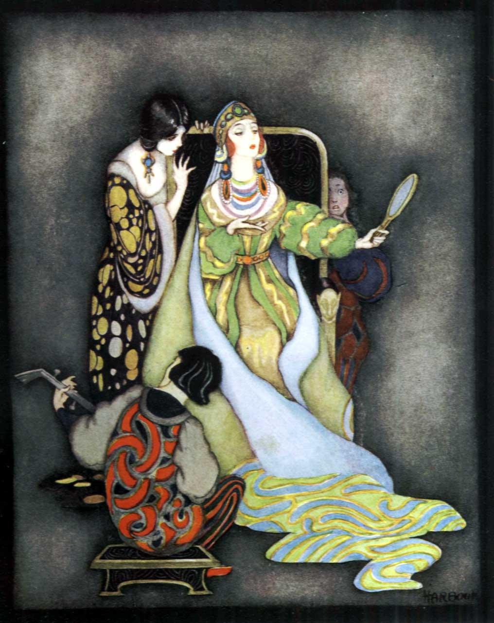 Blancanieves y el conflicto edípico: la relación de la madre con la hija