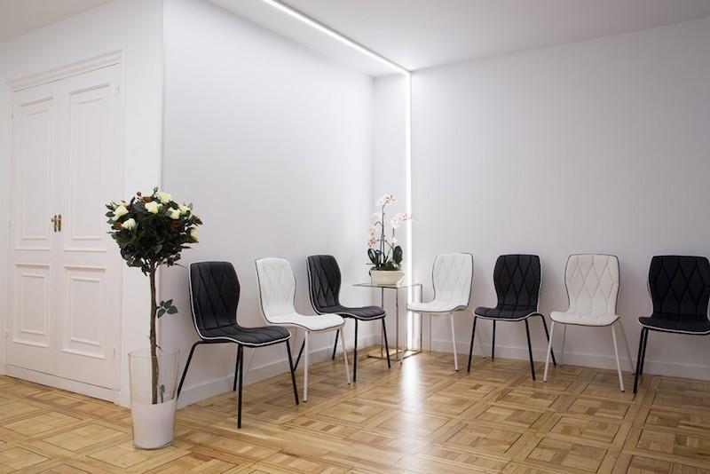 psicólogos Madrid centro, Aesthesis gabinete psicológico, recepción de centro Rubén Darío
