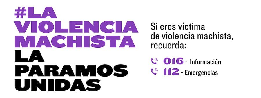 violencia de género teléfonos de ayuda