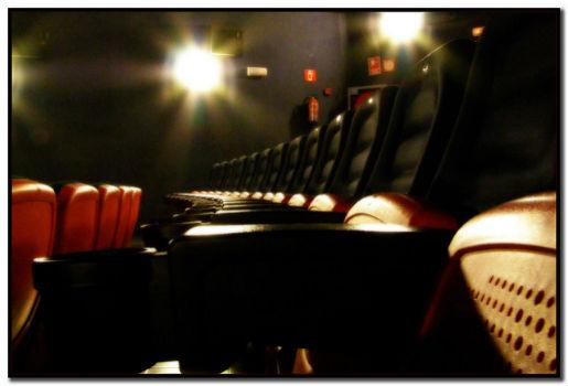 Butacas del cine