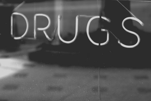 drogas en inglés
