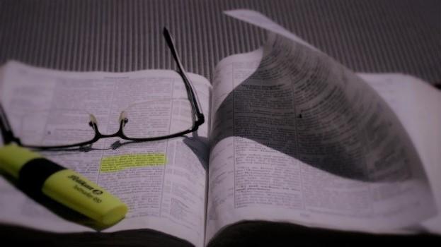 Libro para el estudio.