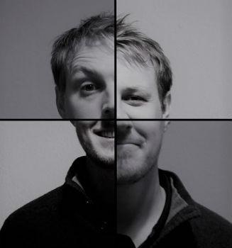 Foto de distintas caras.
