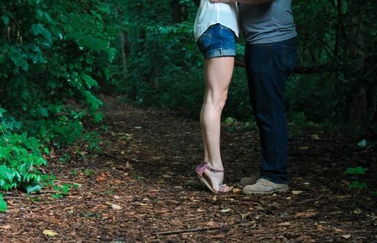 Beso como muestra de atracción o deseo sexual