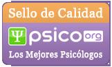 Psicólogos Madrid Aesthesis logo de Sello de Calidad de Psico.org