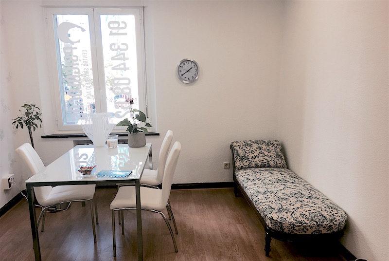 psicólogos Madrid centro, Aesthesis, despacho bonito con diván, del centro de Cibeles