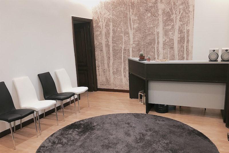psicólogos Madrid centro, Aesthesis, recepción del centro de Cibeles
