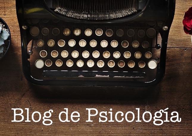 Blog de Psicologia, artículos actualidad en Psicologia