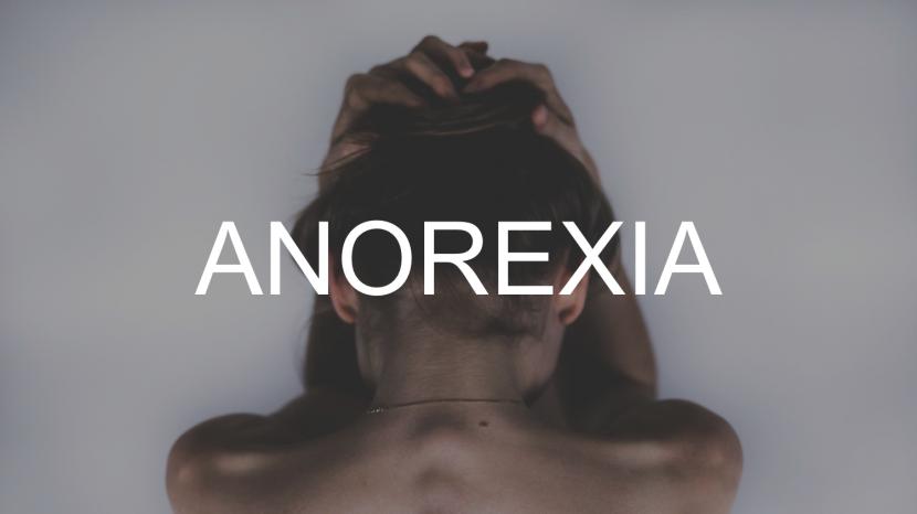 Anorexia Trastorno de la Alimentacion