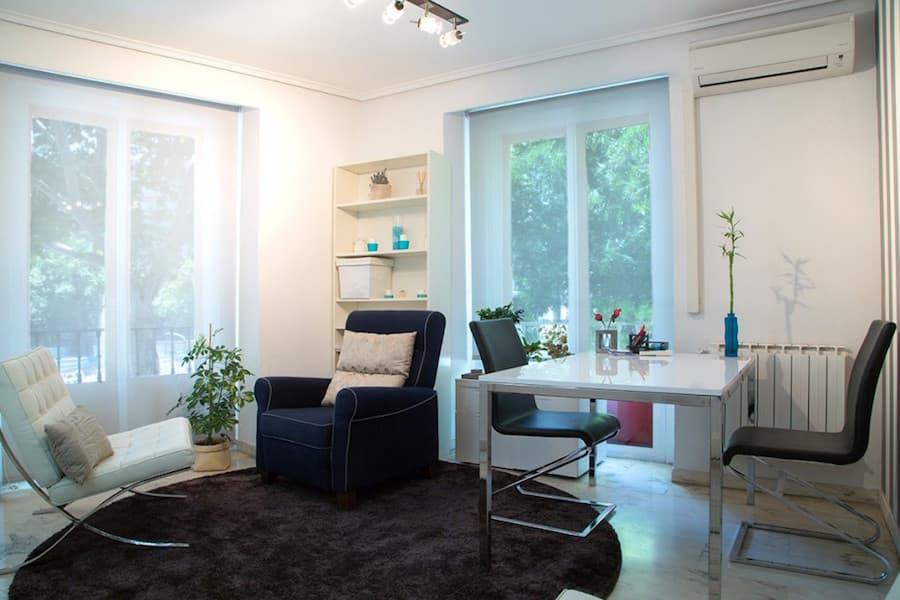 Alquiler Despachos Psicologos Madrid centro San Bernardo chamberi